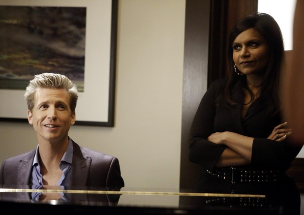 The Mindy Project, Mindy and Adam, Tuesday 6 August
