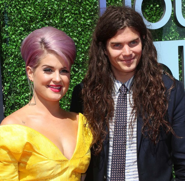 15th Annual Young Hollywood Awards, Los Angeles, America - 01 Aug 2013 Kelly Osbourne and Matthew Mosshart