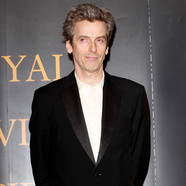 Peter Capaldi at The Royal Television Society Awards 2010 (RTS awards), London, England - 16.03.10