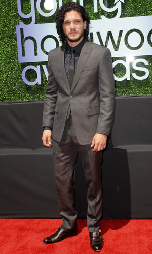 2013 Young Hollywood Awards at The Broad Stage - Red Carpet, Kit Harington, 1 August 2013