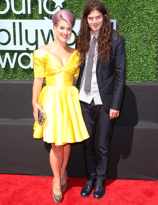 2013 Young Hollywood Awards at The Broad Stage - Red Carpet - Kelly Osbourne, Matthew Mosshart 1 August 2013