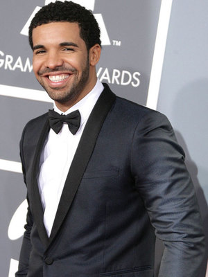 Drake. 55th Annual GRAMMY Awards held at Staples Center - Arrivals, 10 February 2013