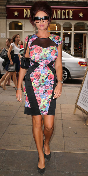 Amy Childs WAG! The Musical - VIP night & afterparty at Sanctum Soho Hotel