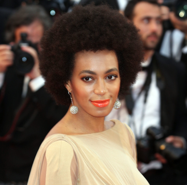 Solange Knowles, Opening Ceremony and Premiere of 'The Great Gatsby' at The 66th Annual Cannes Film Festival at Palais des Festivals, 15 May 2013