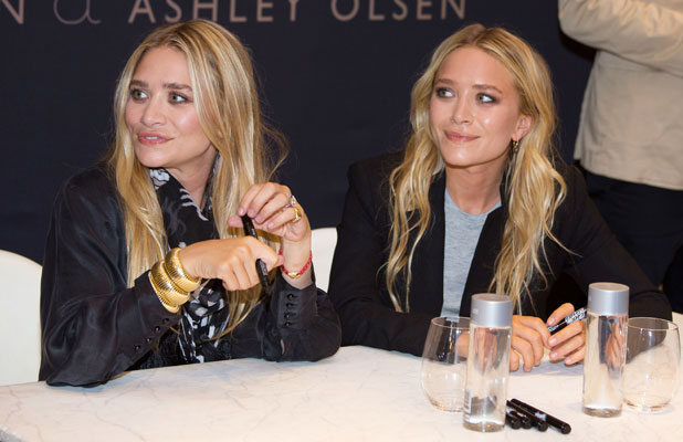 Mary-Kate and Ashley Olsen visit to Oslo, Norway - 08 Aug 2013