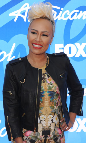 American Idol' Finale Results Show live at the Nokia Theatre - Arrivals PersonInImage:EMELI SANDE Credit :Visual/WENN.com Special Instructions :Only available for publication in the UK, Germany, Austria, Switzerland, Canada, United Arab Emirates & China. Date Created: 05/16/2013 Location: Los Angeles, United States