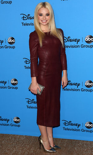 Emma Rigby - Disney & ABC TCA summer press tour held at Beverly Hilton Hotel - Arrivals, 4 August 2013
