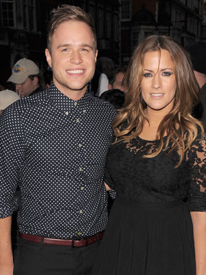 Olly Murs and Caroline Flack 2011 Pride of Britain Awards held at the Grosvenor House - Outside Arrivals London, England - 03.10.11