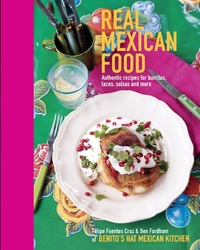 Real Mexican Food book cover