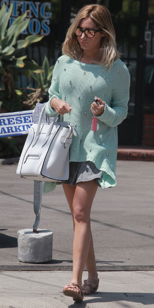 Ashley Tisdale in Los Angeles, 14 August