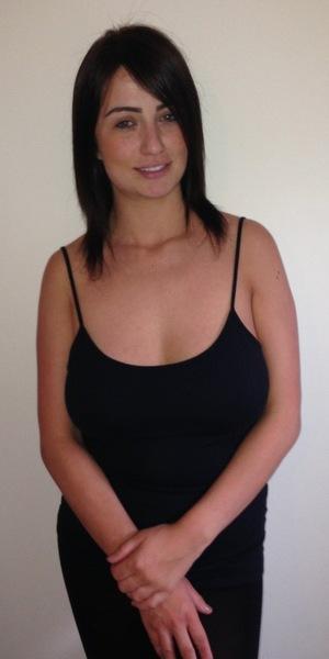 Chantelle Houghton gets new Easilocks hair extensions