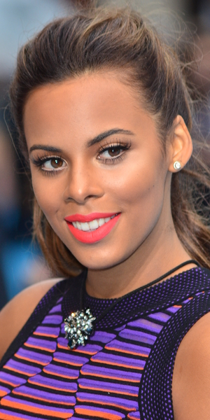 Rochelle Humes 'We're The Millers' - UK film premiere held at the Odeon West End - Arrivals