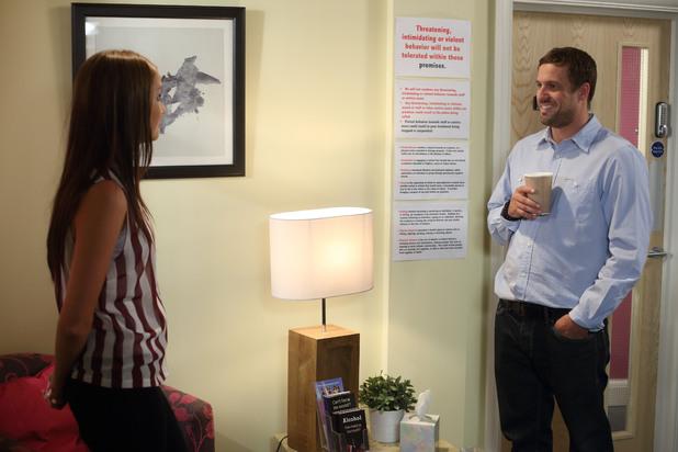 EastEnders, Lauren meets Jake, Thu 15 Aug