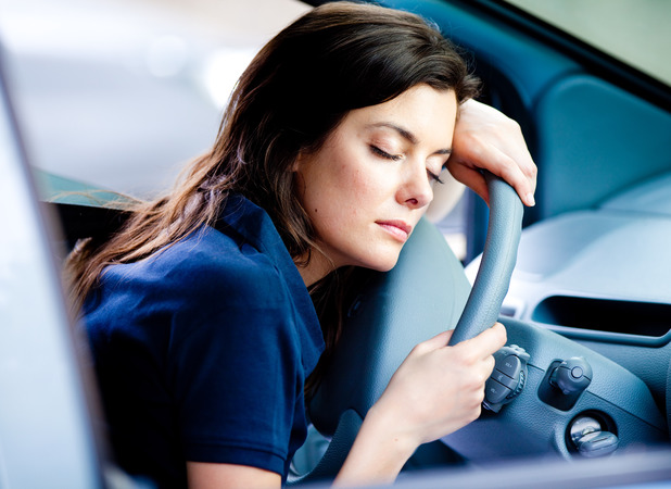 The unnamed lady drove nearly 200 miles while asleep