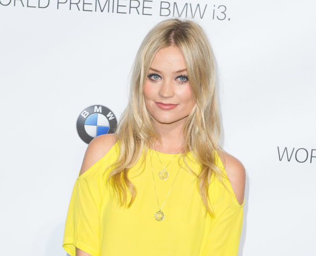 Laura Whitmore, BMW i3 global reveal party held at the Old Billingsgare market - Arrivals, 29 July 2013