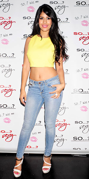Jasmin Walia at 'Bloggers Love So...?' Party, London, Britain - 15 Aug 2013