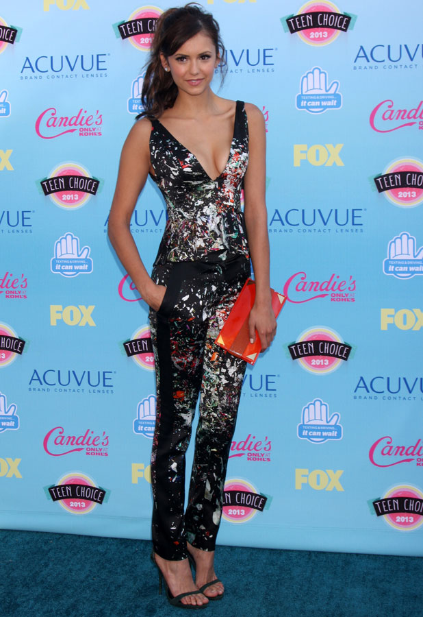 Teen Choice Awards 2013: Nina Dobrev