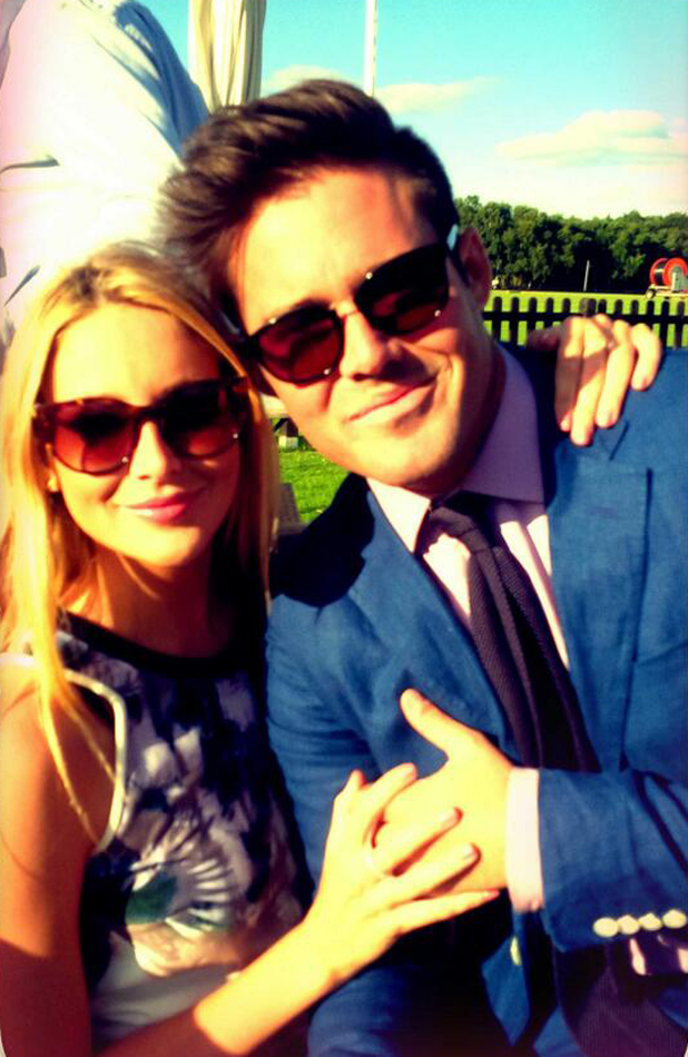 Spencer Matthews and Stephanie Pratt - Made In Chelsea