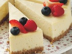 Lower calorie, lower fat New York Cheesecake recipe (Yes, really!)