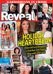 Reveal magazine cover - issue 34 2013