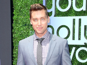 2013 Young Hollywood Awards at The Broad Stage - Red Carpet Lance Bass - 1 August 2013