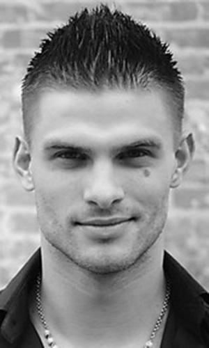 Strictly Come Dancing professional dancer Aljaž Skorjanec