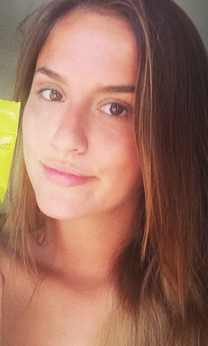 Lucy Watson, Made In Chelsea, no make-up, Instagram