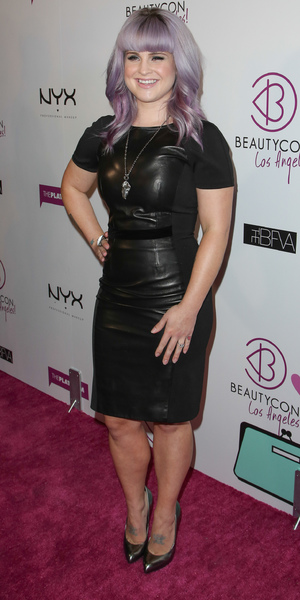 Kelly Osbourne attends BeautyCon Fashion & Beauty Summit held in Hollywood, Aug 24 2013