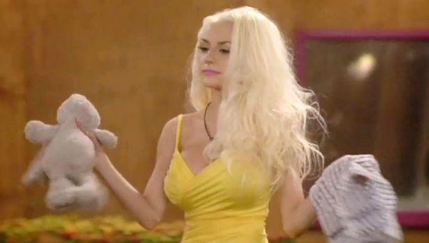 Courtney Stodden stars in 'Celebrity Big Brother', Elstree Studios, Hertfordshire, Britain - 23 Aug 2013