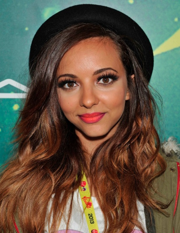 Little Mix Jade Thirlwall at V Festival 17 August Essex