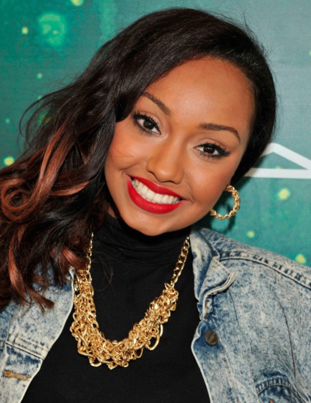 Little Mix Leigh-Anne Pinnock at V Festival, 17 August, Essex