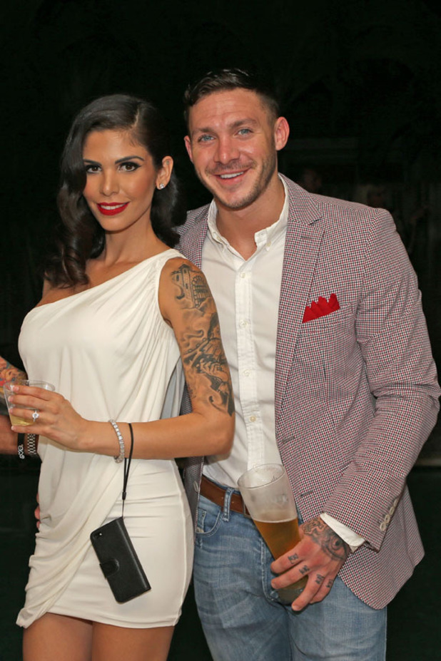 Kirk Norcross and Cami Li engagement party pictures