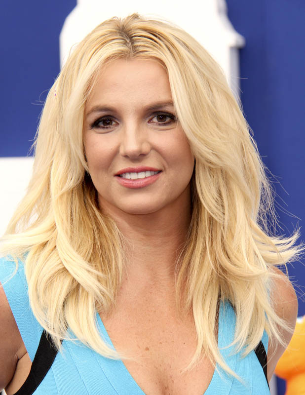 LA Premiere of The Smurfs 2 held at The Regency Village Theatre in Westwood PersonInImage:Britney Spears Credit :Apega/WENN.com Special Instructions : Date Created :07/28/2013