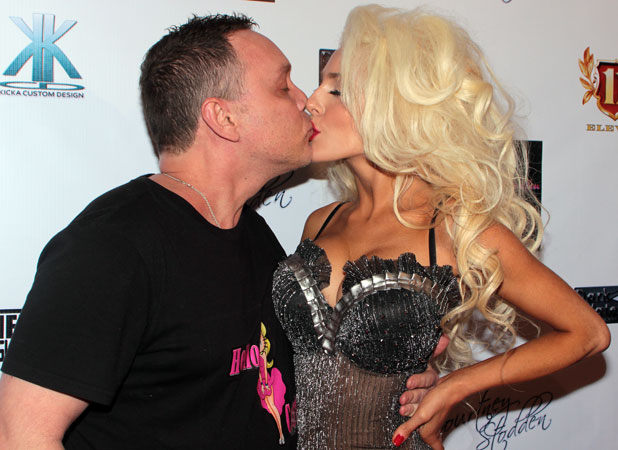 """Courtney Stodden celebrates the premiere of her new music video """"REALITY"""" at Eleven NightClub"""