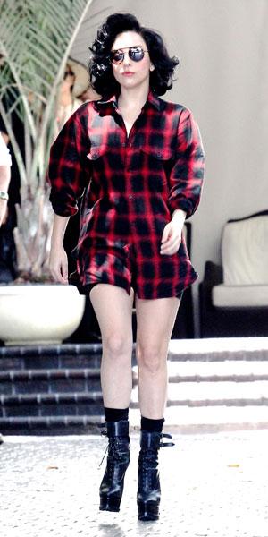 Lady Gaga 18/08/13