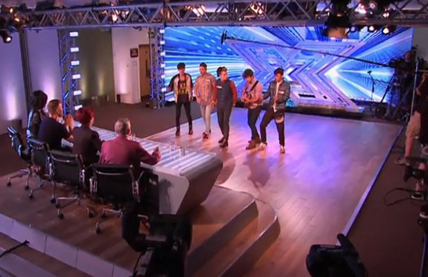 X Factor 'The Room' auditions in new X Factor trailer (21 August)