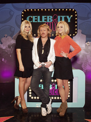 Celebrity Juice, Keith Lemon, Holly Willoughby, Fearne Cotton, thu 29 Aug