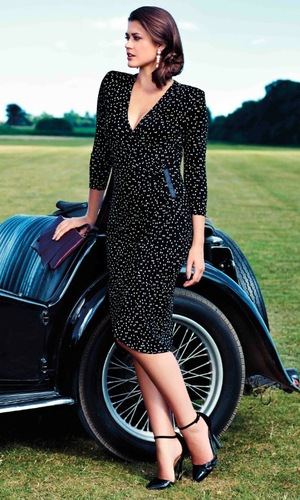 Gok Wan launches new A/W '13 collection for TU at Sainsbury's