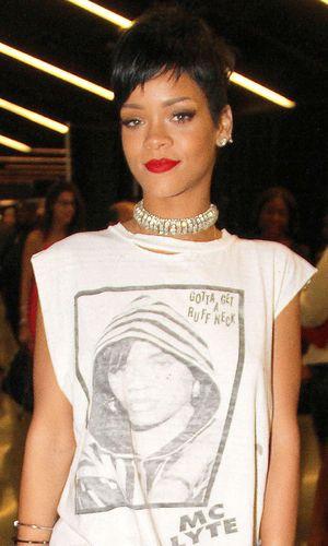 Rihanna MTV Video Music Awards Arrivals, New York, America - 25 Aug 2013