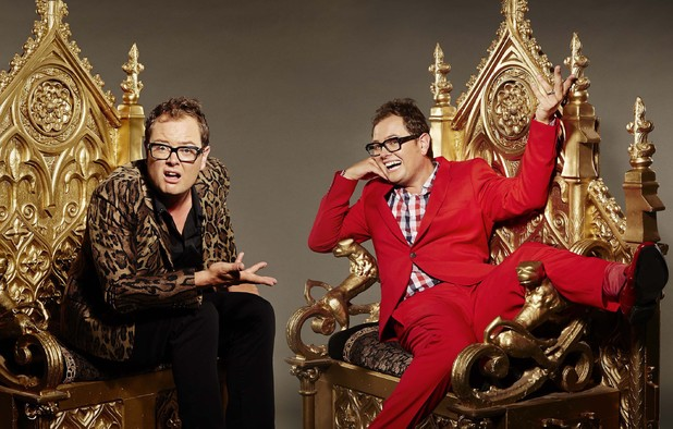 Alan Carr: Chatty Man, 11th series, Fri 30 Aug