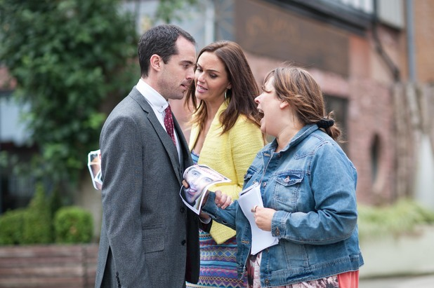 Hollyoaks, Myra wages a campaign against Browning, Fri 30 Aug