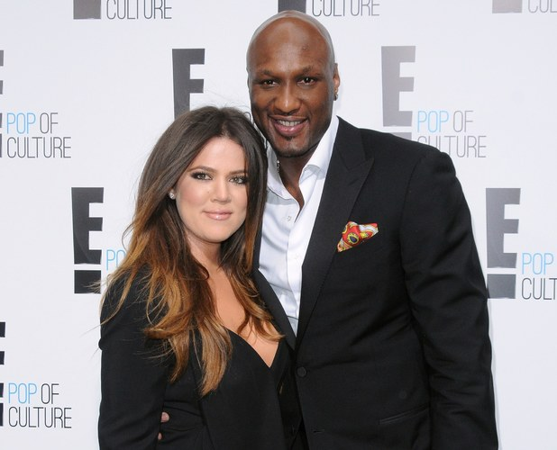 Khloe Kardashian and Lamar Odom 2012 'E' upfront presentation - Arrivals - 30 April 2013