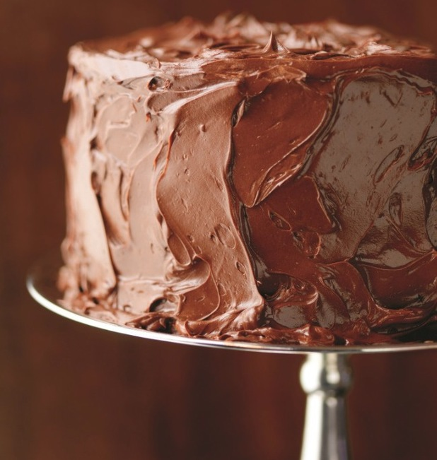 Lindt Chocolate Layer Cake