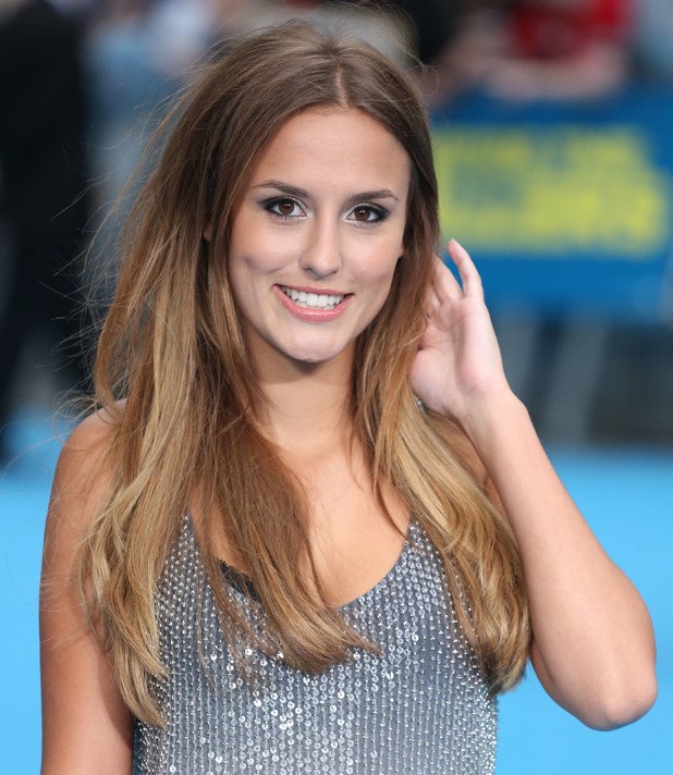 Lucy Watson, European Premiere of 'We're the Millers' held at Odeon West End - Arrivals, 14 August 2013