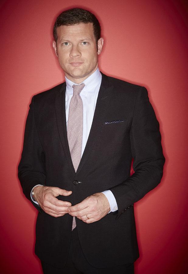 Dermot O'Leary - The X Factor host