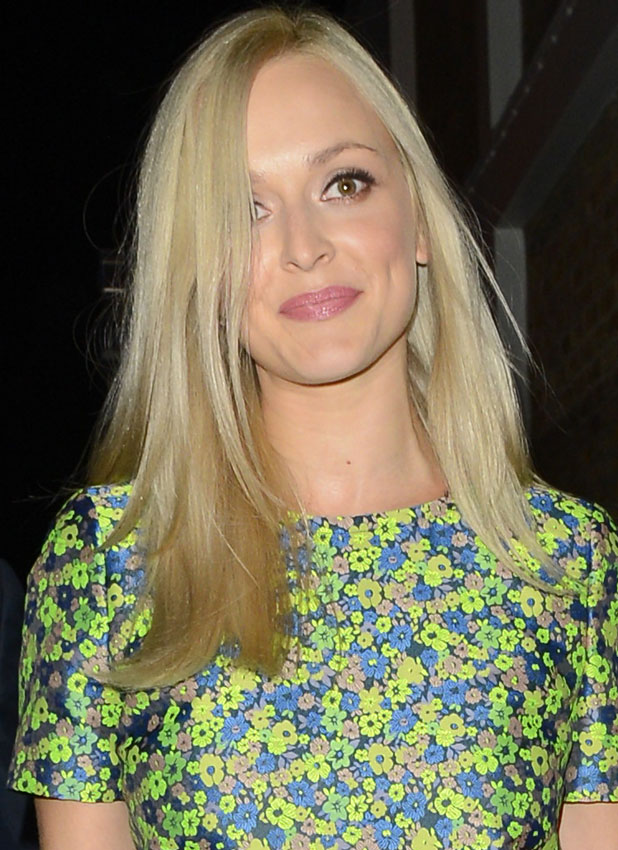 Fearne Cotton leaving a Celebrity Juice taping in London, 28 August 2013