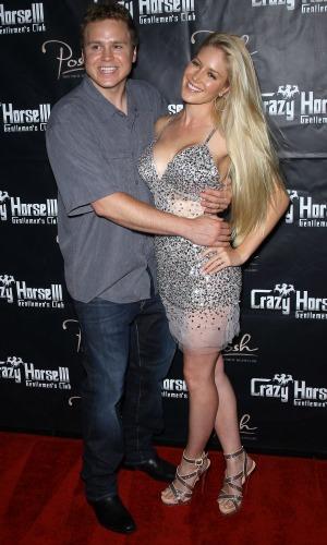 Heidi and Spencer Pratt celebrate Spencer's 30th birthday at Crazy Horse III 31 August 2013