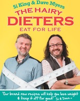 Hairy bikers hairy dieters eat for life book cover