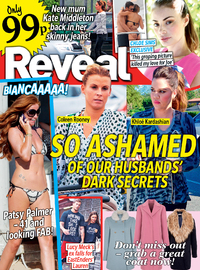 Reveal magazine week 36 magazine cover