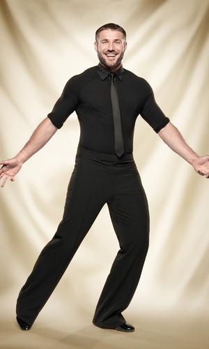 Strictly Come Dancing 2013: Ben Cohen